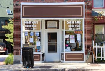 Comfort Food Coast Cafe