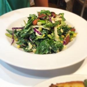 Kale Carnival salad