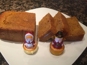 Final Pumpkin Bread