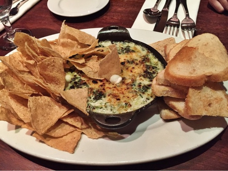 Spinach Dip from Joe's American Bar