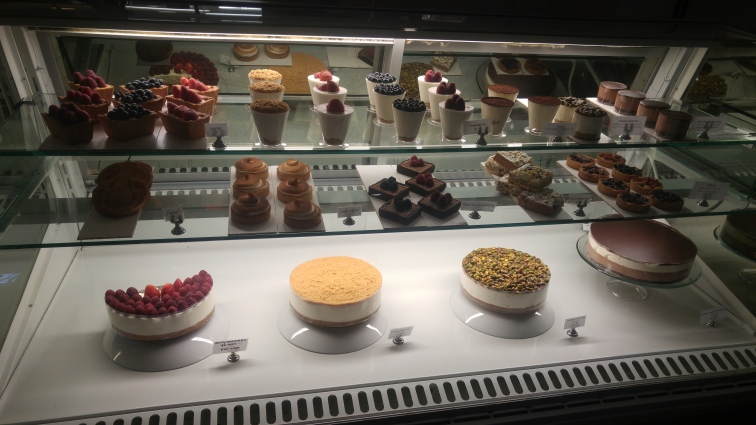 Confectionary (Clafoutis, Cheesecake, Tarts, Parfaits)
