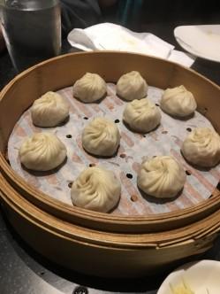 Divine sweet taro xiaolongbao